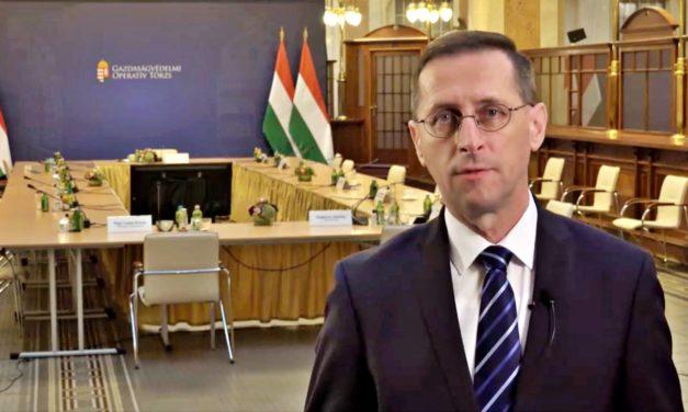 Varga Mihály: elfogadták a pénzügyek intézését egyszerűsítő 6 pontot