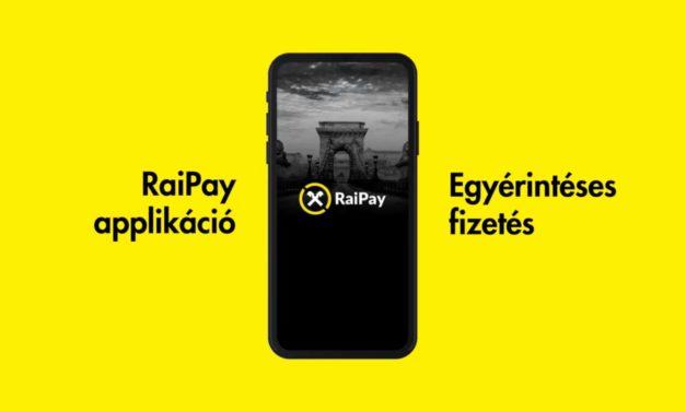 Megérkezett a RaiPay, a Raiffeisen androidos mobilfizetési megoldása