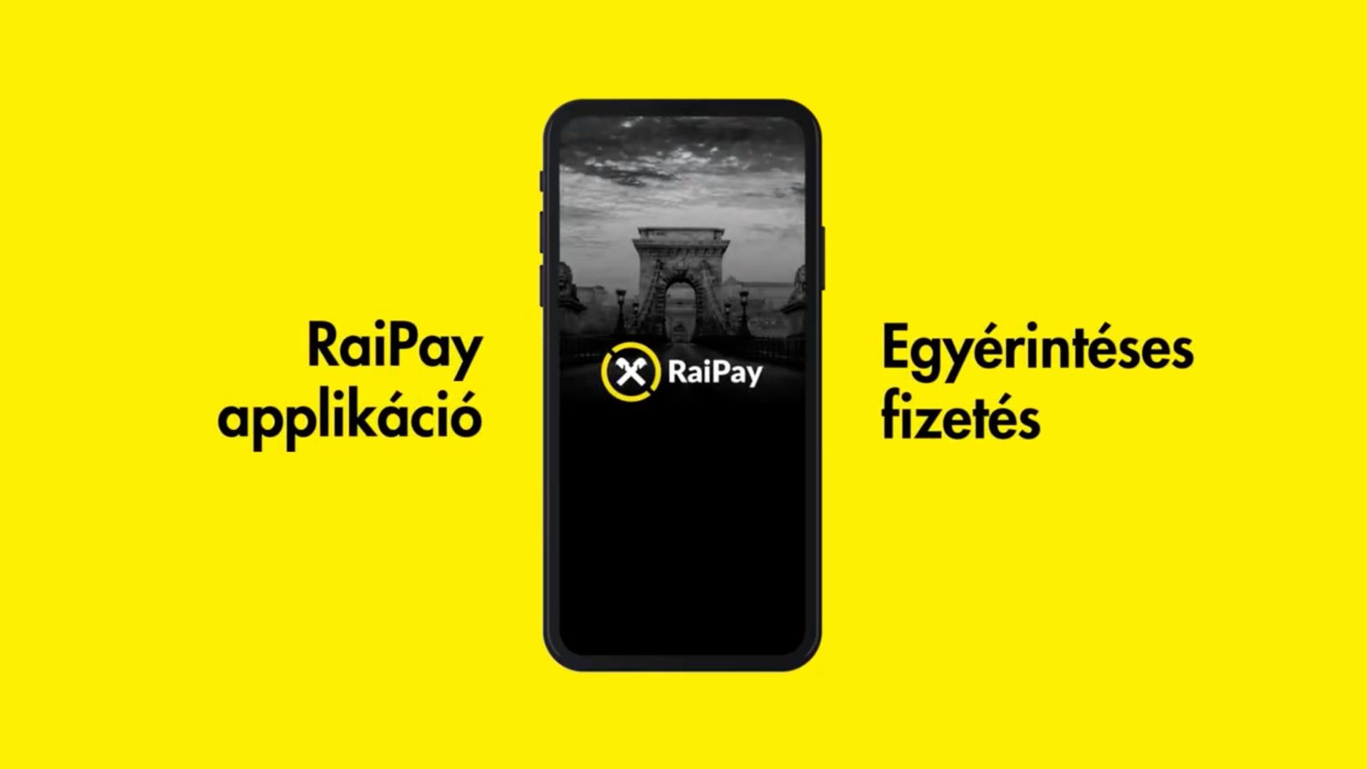 raipay raiffeisen androidos mobilfizetes