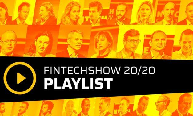FinTechShow 20/20 Playlist: 35 videó, 19 órányi felvétel, 52 előadó