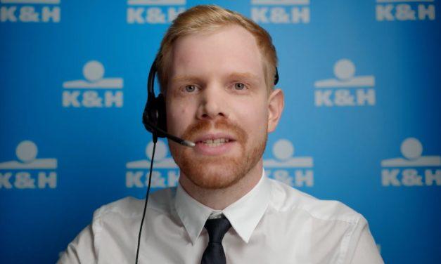 K&H-nál is elérhető az online számlanyitás egyéni vállalkozóknak