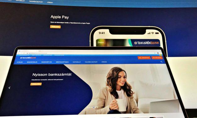 Takarékbank: 2021-ben jön a fizetési kérelem és a Google Pay is