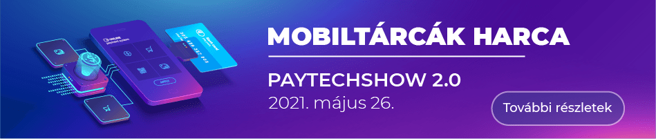 """paytechshow elektronikus fizetes mobiltarca Apple Pay"