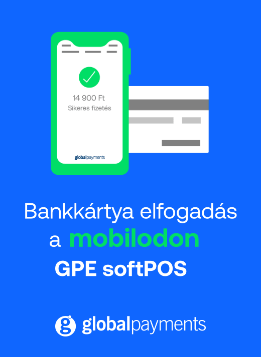 softpos gpe bankkartya elfogadas mobilon globalpayments