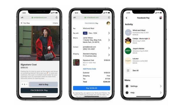 Augusztustól elérhető a Facebook Pay a webshopoknak