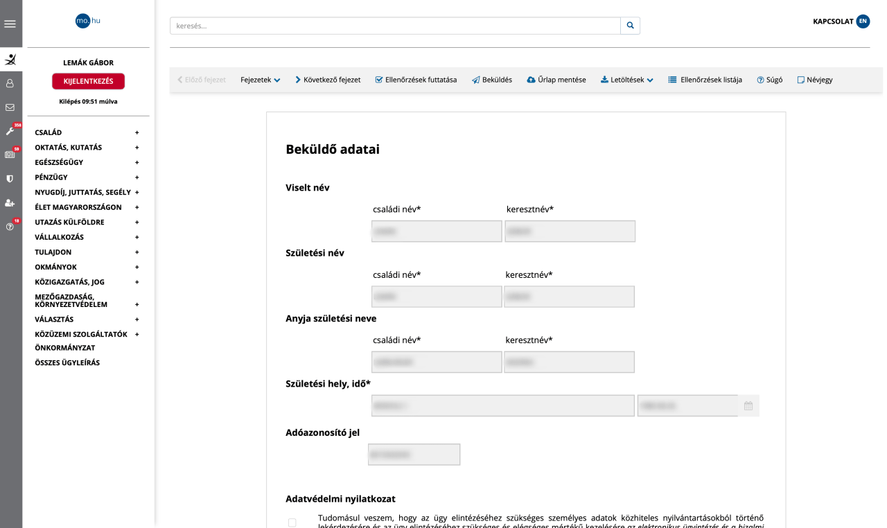 MÁK értékpapír nyilvántartási-számlanyitás online