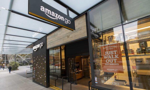Így építenek ők ökoszisztémát: Amazon