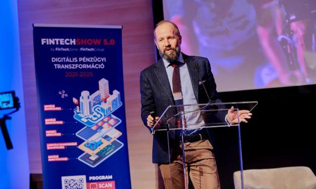 llyen lesz a digitális bankolás 2025-ben – dr. Vinnai Balázs a FinTechShow-n